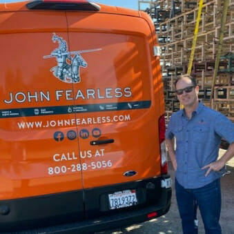 Rob Bolch, the Fearless Leader of John Fearless