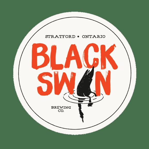 Black Swan Brewing logo